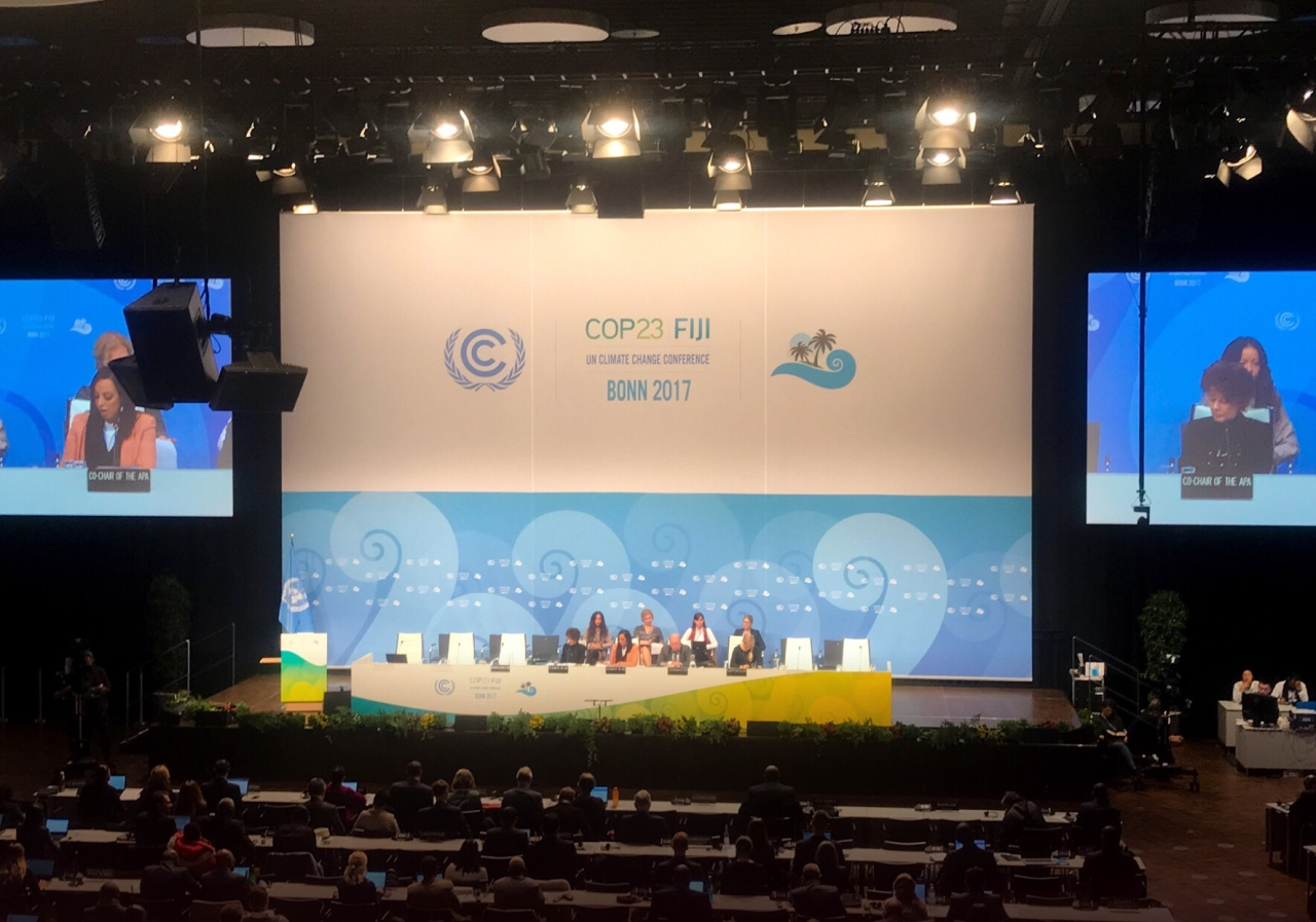 COP23 Daily Brief