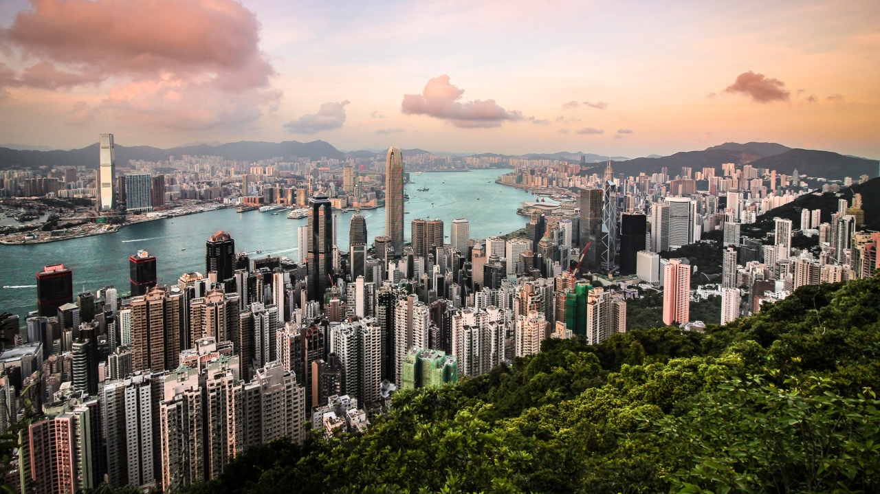 Hong Kong is Banking on a Climate-Smart Future