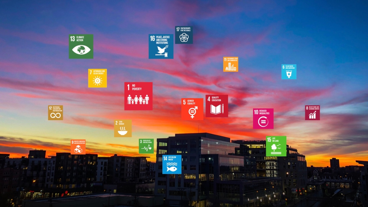 The SDGs are a map of futureopportunity